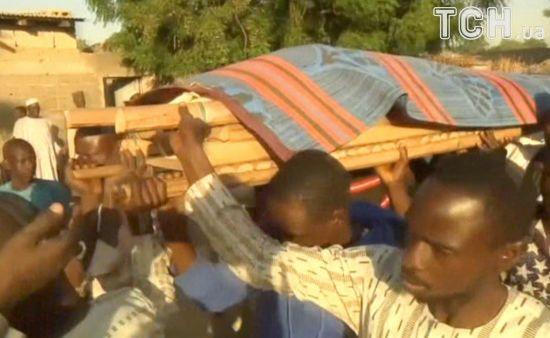 У Нігерії підліток-смертник влаштував теракт: загинуло понад 50 осіб