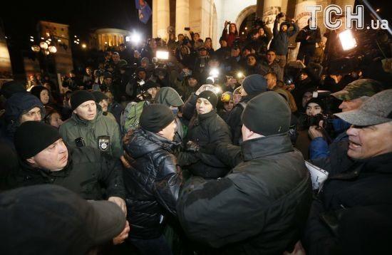 Стало відомо, скільки людей постраждали унаслідок шарпанини на Майдані