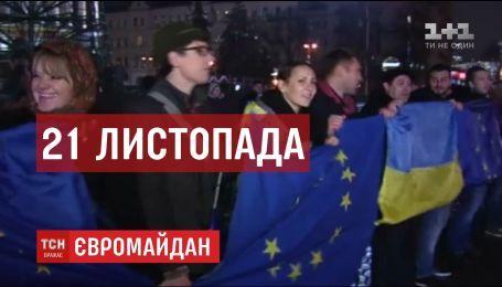 ТСН собрала документальные видео первых десяти дней Евромайдана