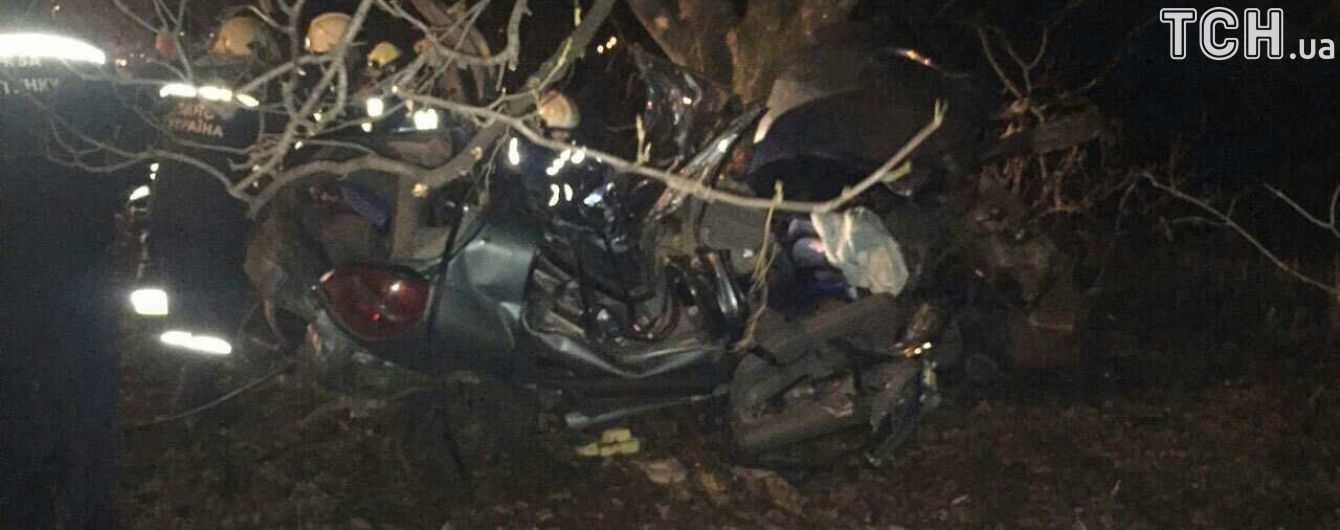 Смертельна ДТП на Дніпропетровщині: водій виявився повнолітнім