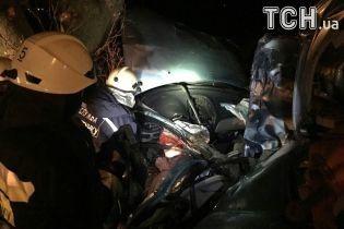 На Дніпропетровщині у жахливій ДТП загинули четверо підлітків