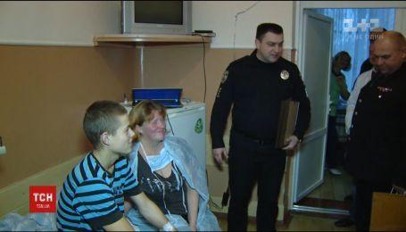 В Житомирской области трое студентов поймали грабителей