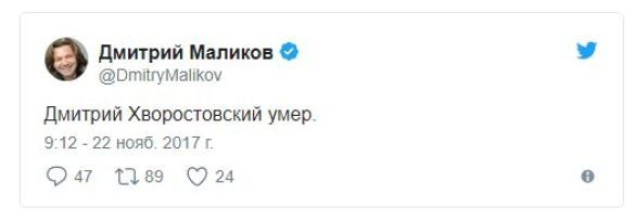 Дмитро Маліков