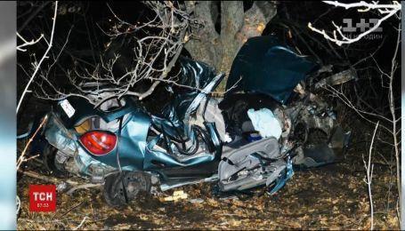 Четверо подростков погибли в ужасной аварии недалеко от Днепра