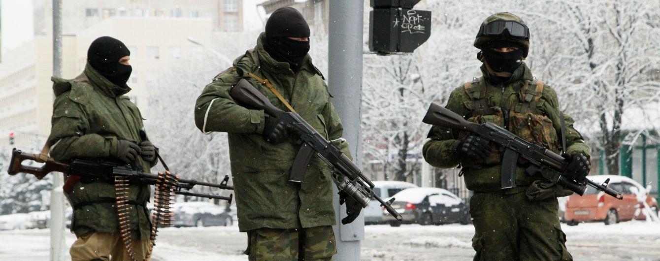 В оккупированном Шахтерске боевики похитили местного жителя