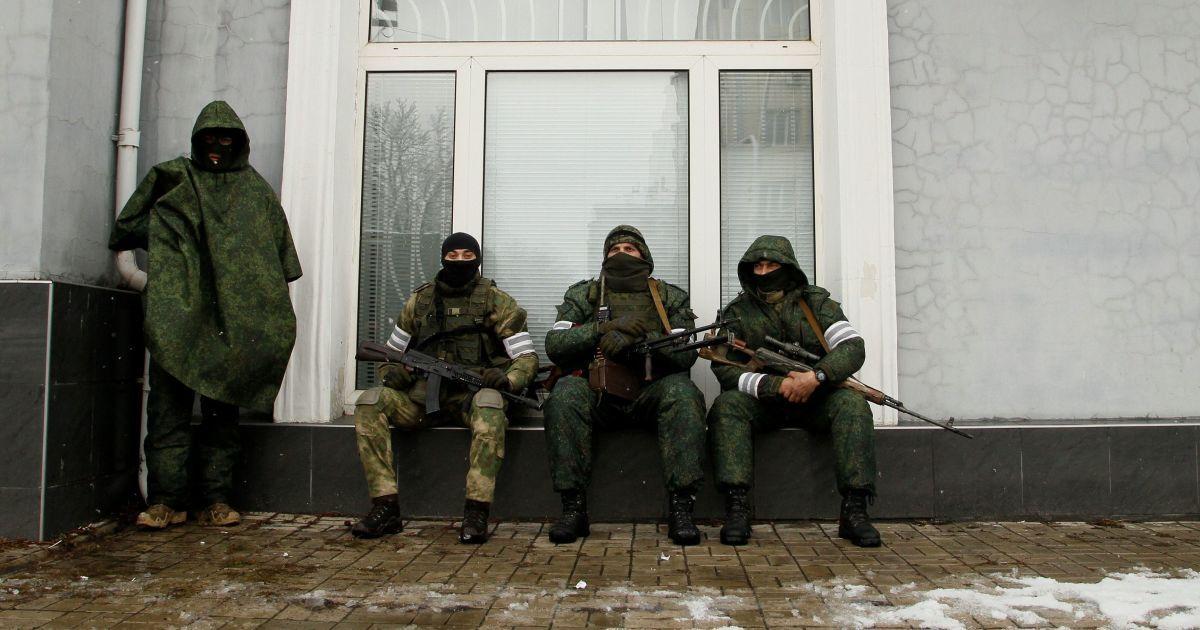Бойовики самопроголошеної «ЛНР» передали українській стороні тіло бійця 8202608d718bc