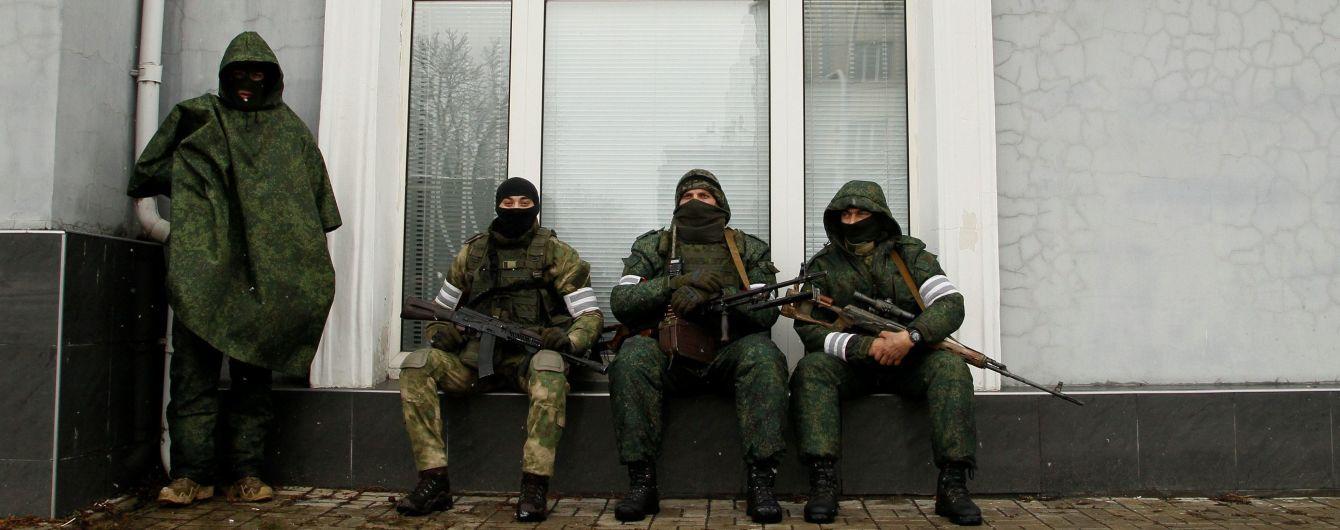 Алкоголь, вибухи та суїцид. Бойовики на Донбасі зазнали втрат під час святкування Нового року