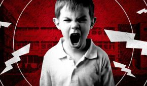 """""""Відкрито 12 кримінальних проваджень"""". У Києві восьмирічний хлопчик 1,5 року тероризує усю школу"""