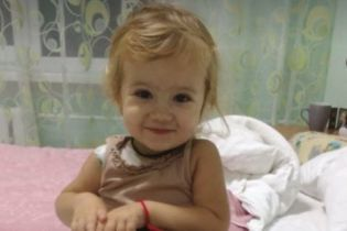 Спасите Дианку: звезды и неравнодушные украинцы приобщились к сбору средств для 3-летней девочки