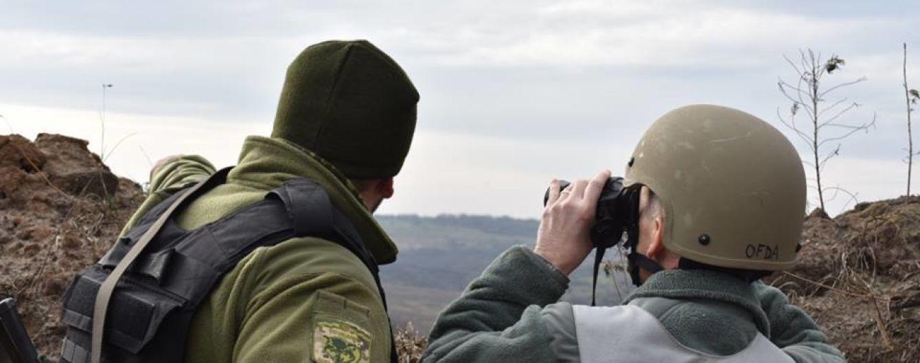 Первый день нового года не принес мир на Донбасс. Хроника АТО