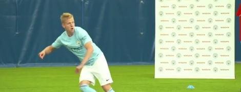 Зінченко повторив знаменитий удар Зідана і відсвяткував гол у стилі Роналду