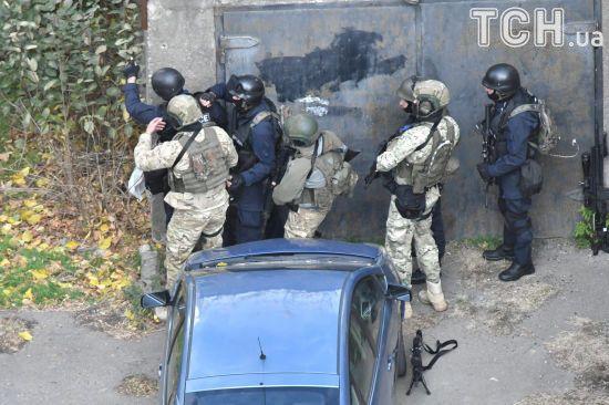 Під час 20-годинної спецоперації із затримання терористів у Грузії зросла кількість загиблих