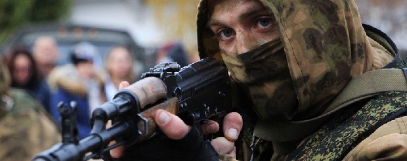 Боевик из батальона Плотницкого признался, как они обстреливали школы и больницы Луганска
