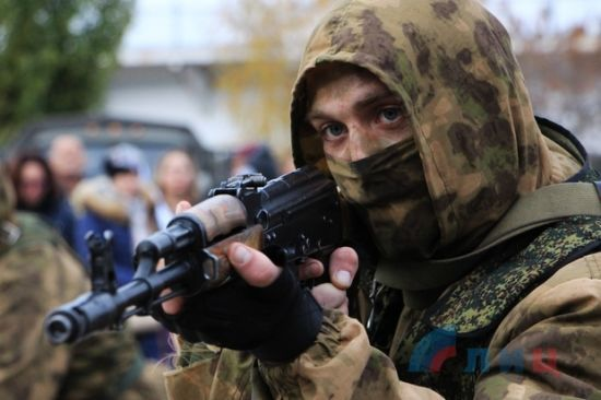 На окуповані території Донбасу зайшли близько 100 російських снайперів – Жебрівський