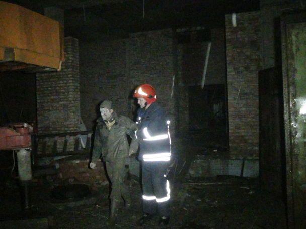 Смертельний обвал недобудови в Івано-Франківську: травмований будівельник уночі втік з лікарні