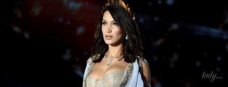 Шоу Victoria's Secret не для нее: бодишеймеры раскритиковали неспортивную фигуру Беллы Хадид