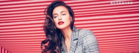 Новогоднее настроение: Ирина Шейк станцевала в рождественском рекламном ролике