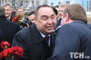 Плотницкий поехал в РФ, а в Луганск стянули российские регулярные войска  – Шкиряк