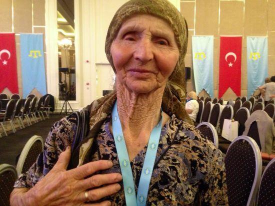 У Криму поховають ветеранку національного руху ВеджієКашку, яка померла через російських окупантів