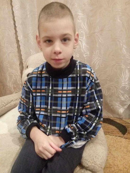 Мама Олексійка просить допомогти їй зібрати кошти на операцію для сину
