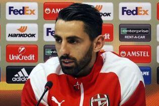 """Футболіст """"Скендербеу"""" зізнався, що про деяких гравців """"Динамо"""" вони вперше чують"""