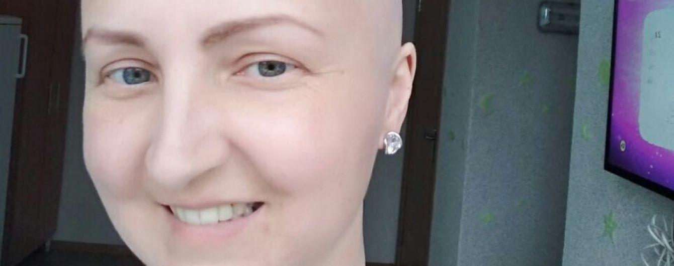 Трансплантація кісткового мозку потрібна для порятунку життя Тетяни