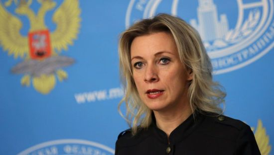 """""""Кому це вони 24 години дають?"""": Захарова нагадала про ракети Путіна у відповідь на ультиматум Британії"""