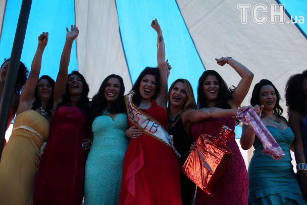 Зарешечены, но прекрасные: в Бразилии прошел конкурс красоты среди женщин-заключенных