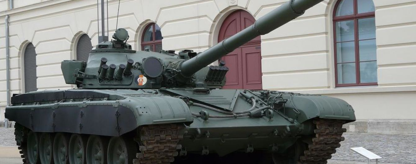 Україна постачатиме до Європи запчастини до танків