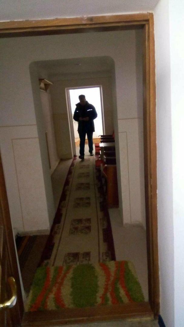 У військовому ліцеї в Чернівцях керівництво закладу облаштувало собі сауну