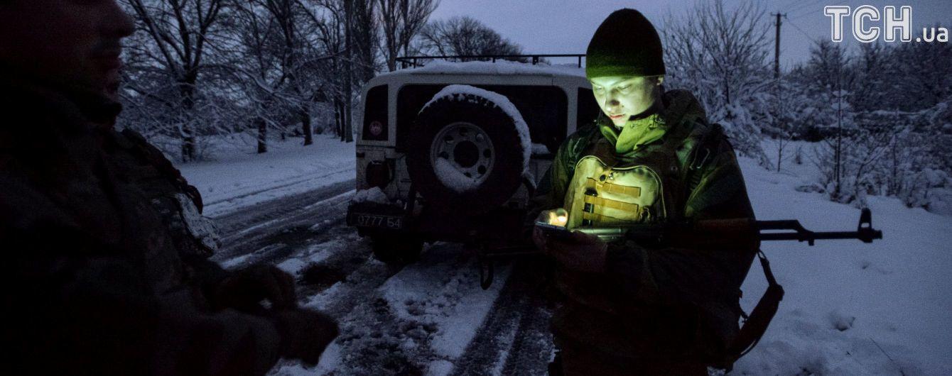 """""""Миру вам!"""": військові з фронту привітали всю Україну з Новим роком і Різдвом"""