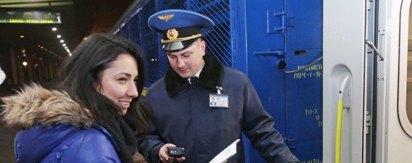 На новогодние праздники назначили семь дополнительных поездов по Украине