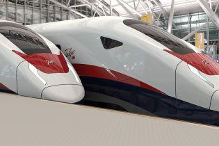 """""""Укрзалізниця"""" розглядає можливіть закупівлі """"легких"""" швидкісних поїздів в Іспанії"""
