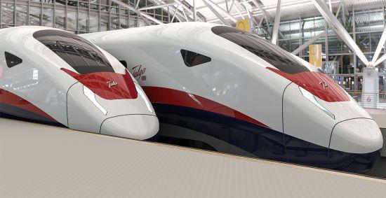 """""""Укрзалізниця"""" розглядає можливість закупівлі """"легких"""" швидкісних поїздів в Іспанії"""
