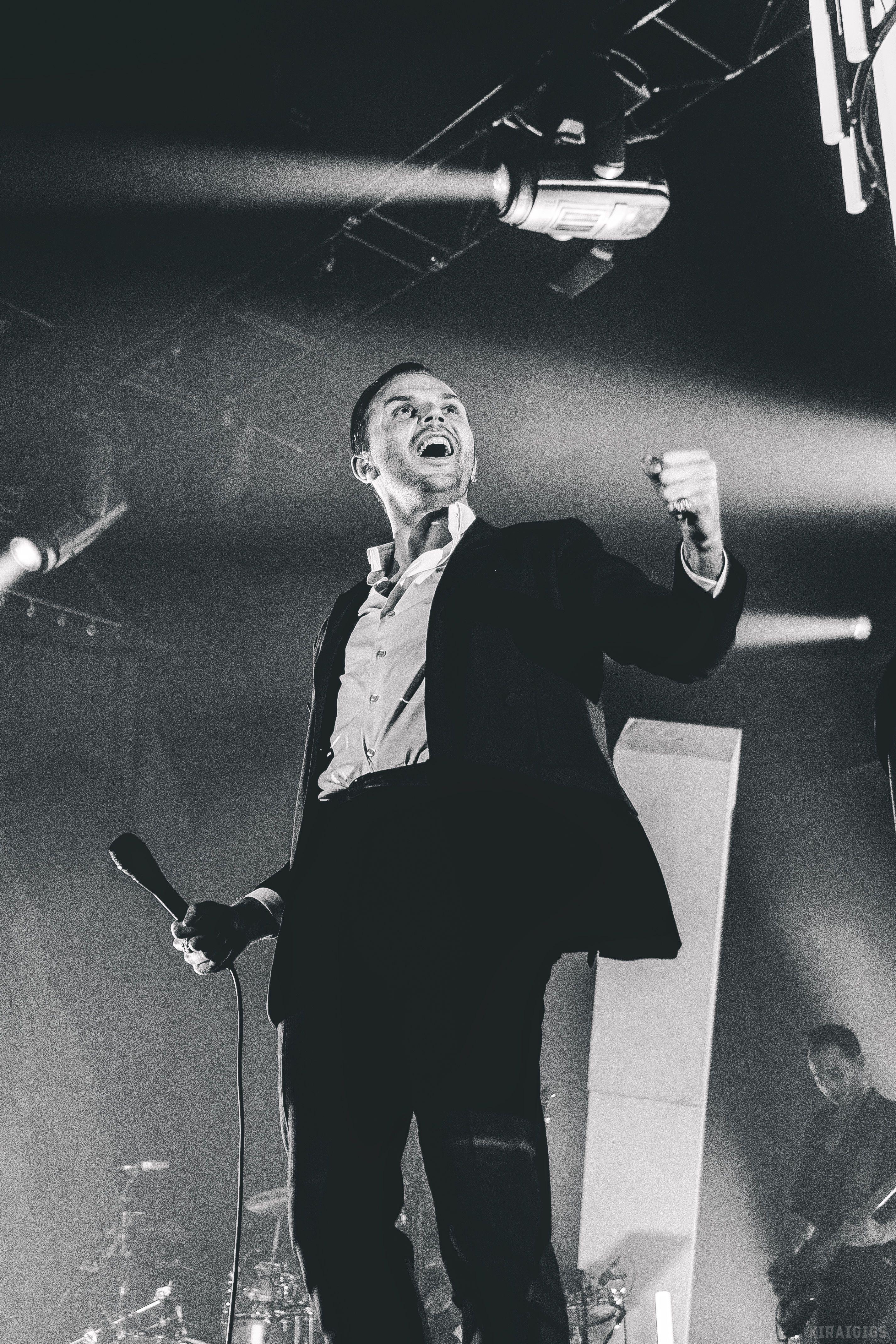 Выступление группы Hurts в Киеве_2