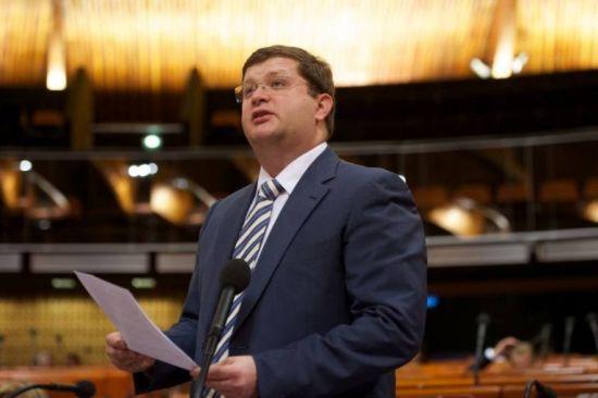 У ПАРЄ відмовилися обговорювати повернення Росії до асамблеї - Ар'єв