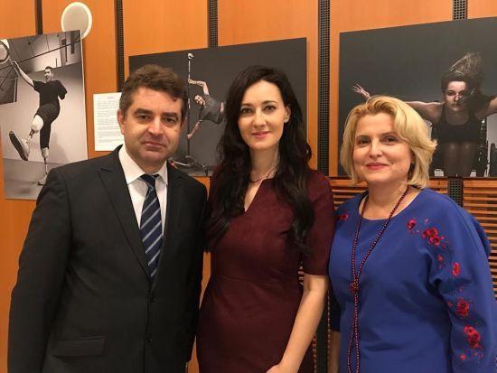 """Український соціальний мультимедійний проект """"Переможці"""" побачила Прага"""
