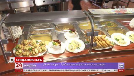Руслан Сенічкін дізнався, як харчуються у Верховній Раді