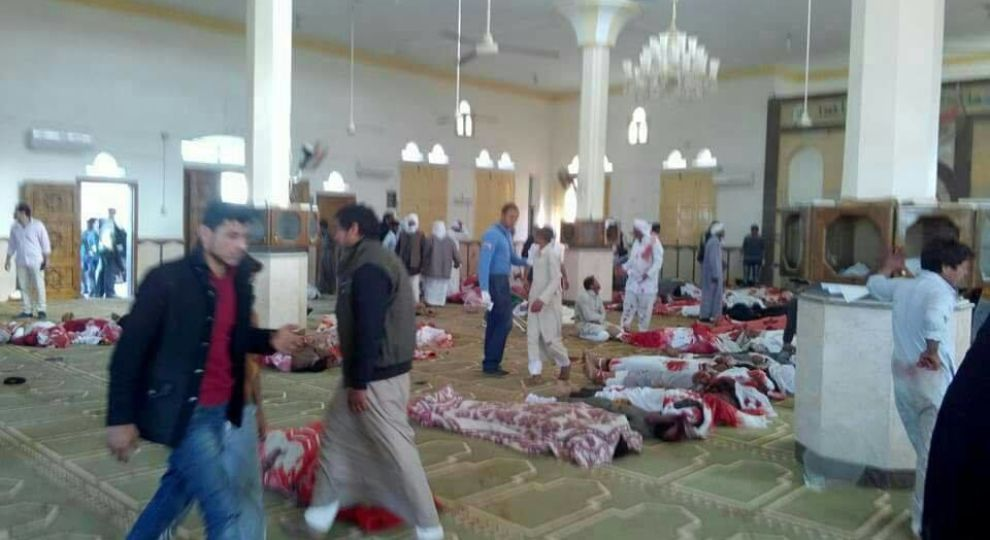 Теракт у Єгипті: кількість загиблих зросла до 305