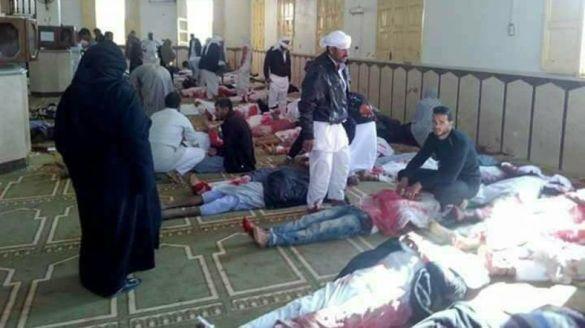 теракт у Єгипті