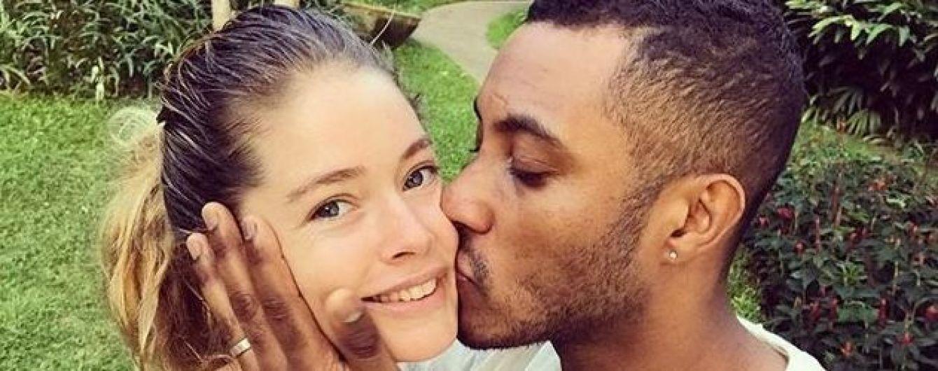 Романтический отдых: Даутцен Крус выложила интимное фото с мужем