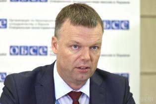 """В ОБСЄ стисло розповіли про зустріч із ватажком терористів """"ДНР"""" Захарченко"""