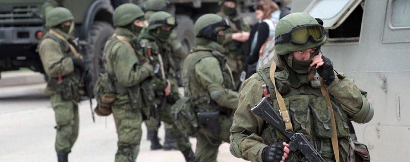 Затриманих в окупованому Криму татар арештували