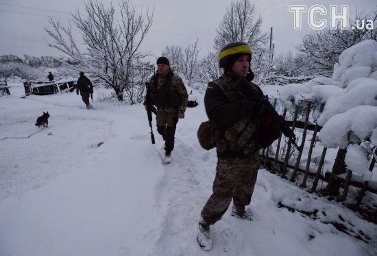 На Донбасі бойовики зменшили інтенсивність обстрілів української армії. Хроніка АТО