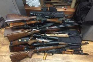 СБУ на Одещині перекрила незаконний збут зброї та боєприпасів