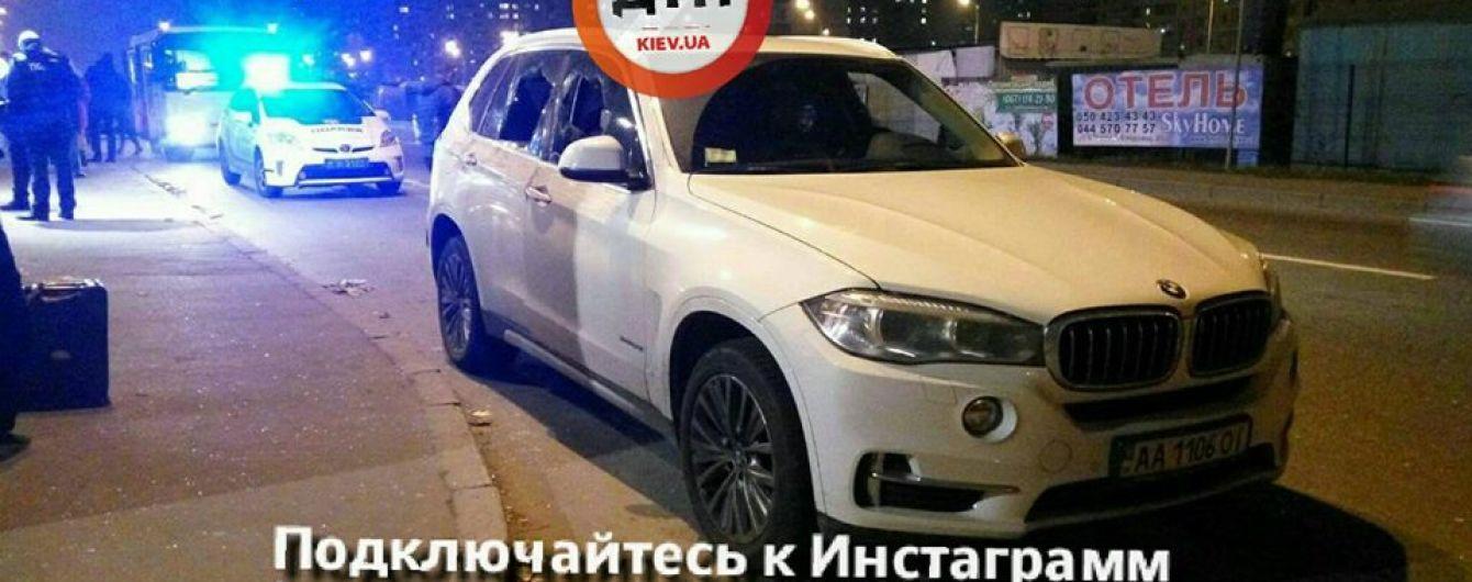 В Киеве напали и ограбили валютчика