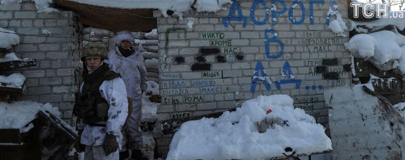 Волонтер сообщил о погибших военных во время боя в зоне АТО