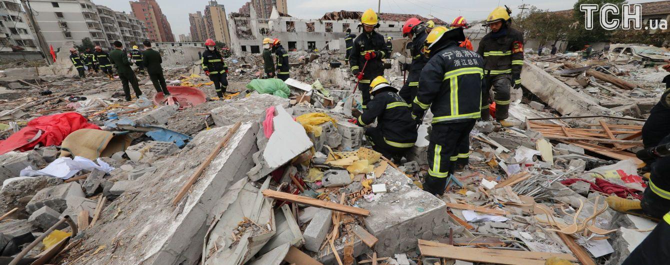 На востоке Китая прогремел мощный взрыв, пострадали десятки людей
