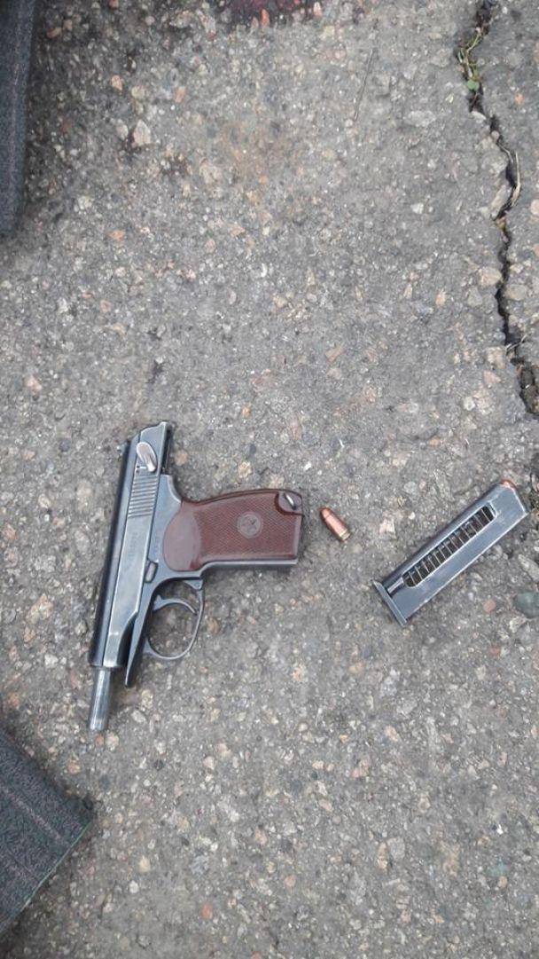 У парку Миколаєва застрелився 75-річний пенсіонер