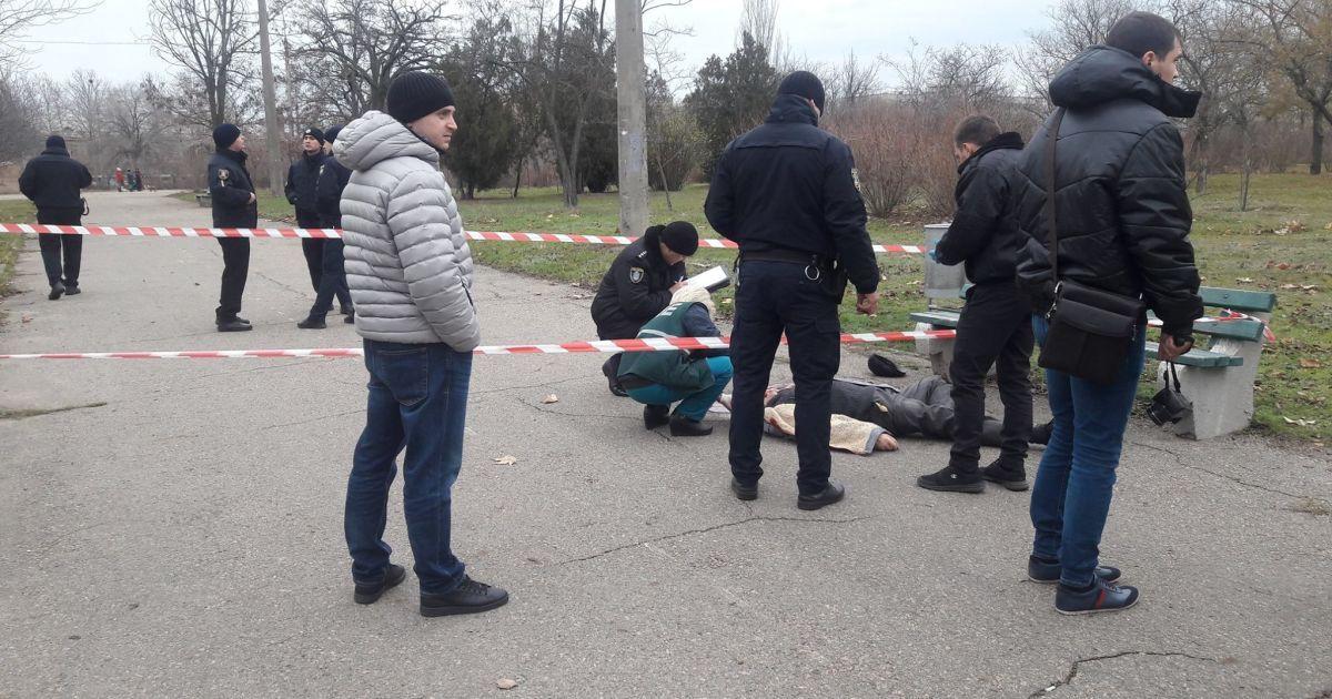 @ Facebook/Патрульная полиция Николаева
